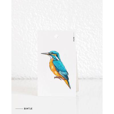 Cadeaukaartjes IJsvogel - 20 stuks