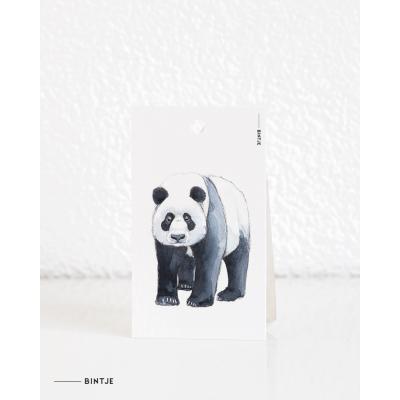 Cadeaukaartjes Panda - 20 stuks