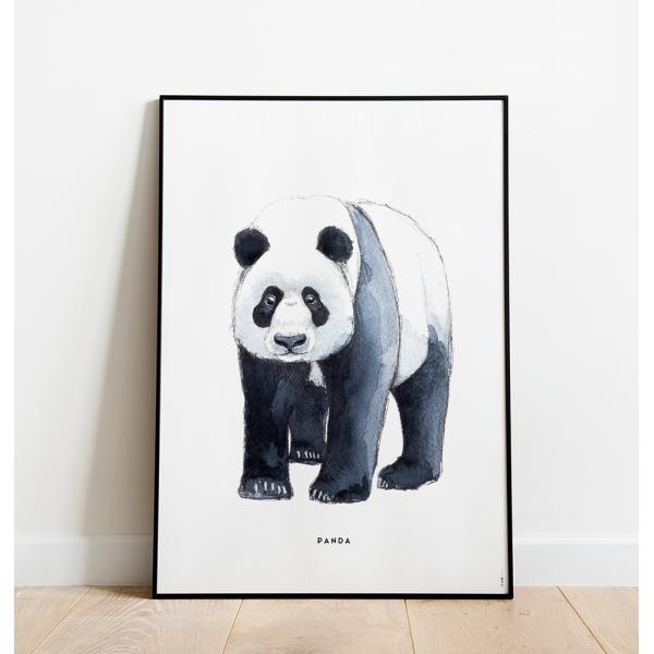 Poster Panda C: 50x70 - 6 stuks
