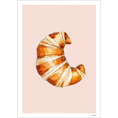 Poster Food Croissant 15x20cm