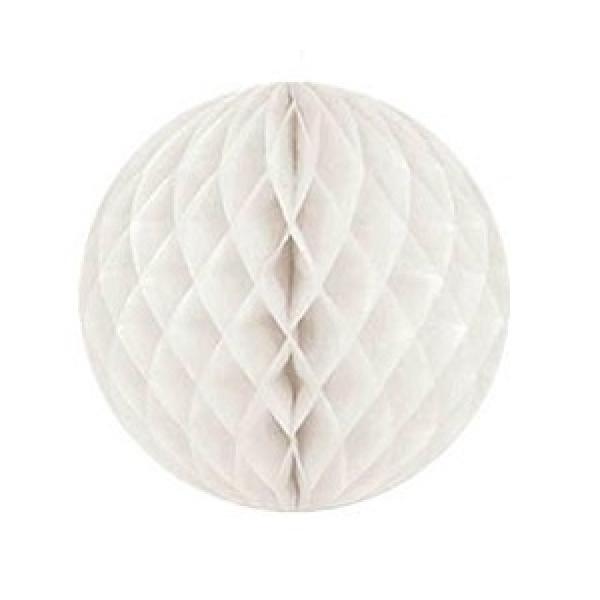 Honeycomb wit 30cm - 2 stuks