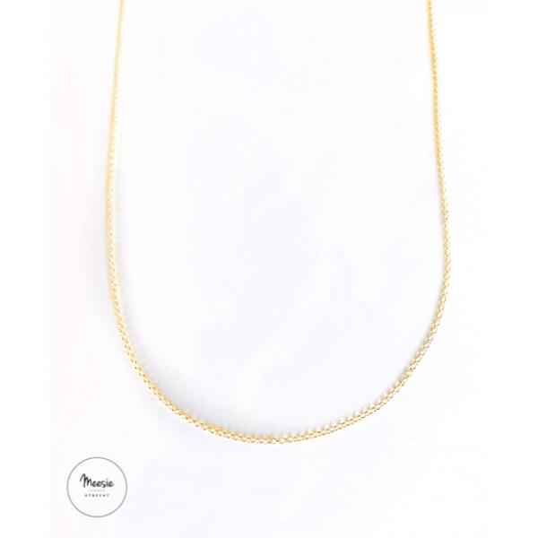 Ketting: Tarot goud op zilver - 3 kettingen